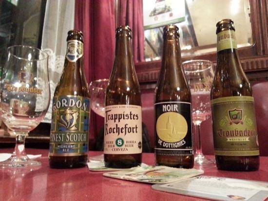 Het Oud Arsenaal : percorso degustativo birra scura