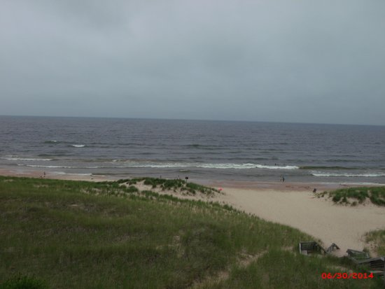 Muskegon State Park : Beautiful beach