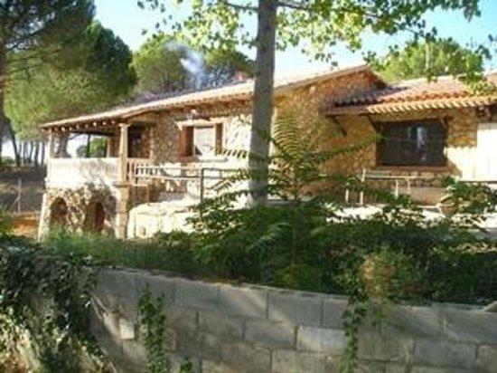 Villalgordo del Jucar, Spania: vista parcial