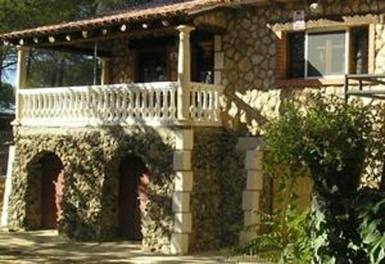 Villalgordo del Jucar, Spania: casa rural el campo