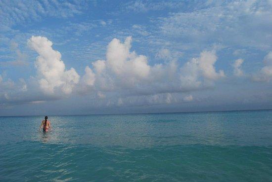 Hotel Horizontes Herradura: пляж