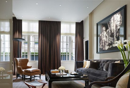 Rosewood London: Noble House Suite