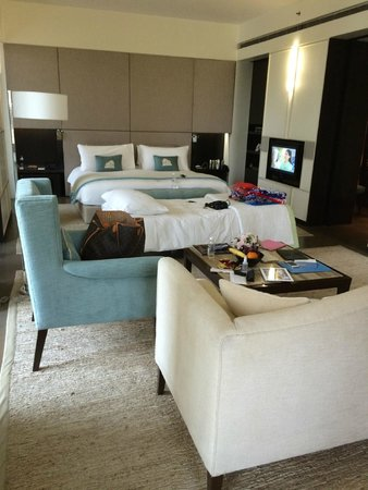 The Lodhi: room