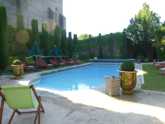 Hotel de la Cite Carcassonne - MGallery Collection : Pool