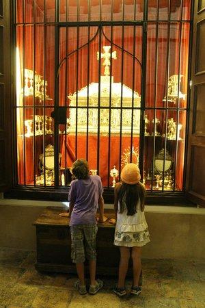 Catedral Basílica Metropolitana Primada de Tarragona: Внутри собора