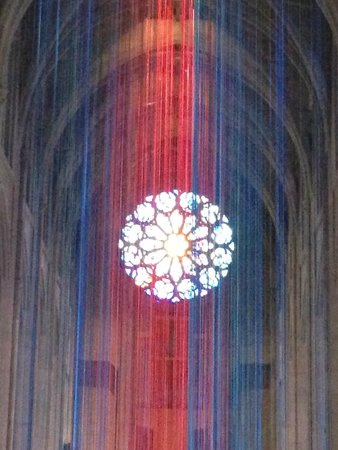 Grace Cathedral: Ribbons