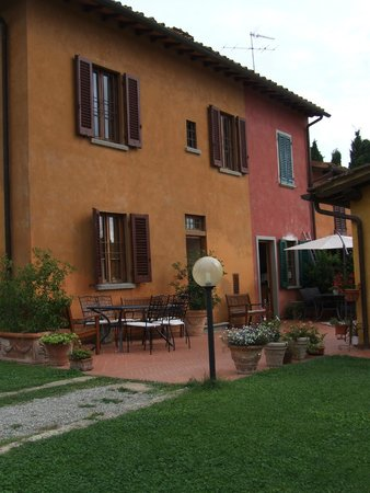 Agriturismo Podere dellAnselmo: front of hotel
