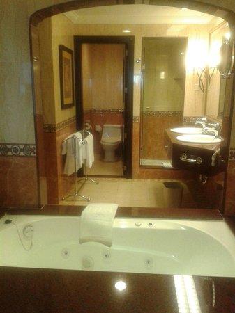 Hotel Riu Palace Tropical Bay : Cuarto de baño