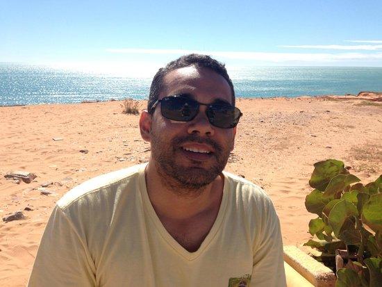 Ceara Beach : Lindo mar de Canoa Quebrada
