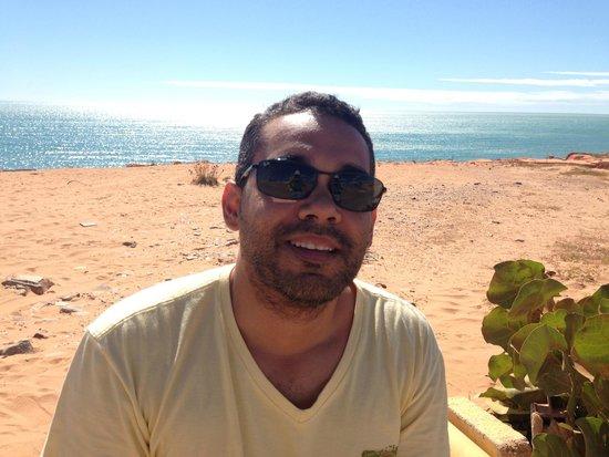 Ceara Beach : Mar de Canoa Quebrada