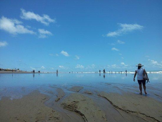 Praia de Futuro : Linda Praia do Futuro  em  Fortaleza
