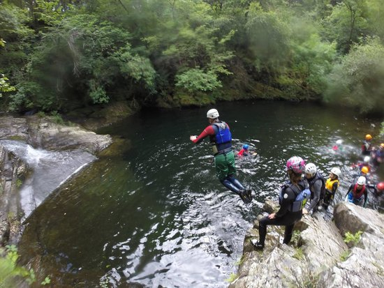 Snowdonia Adventure Activities: Canyoning-Awesome!