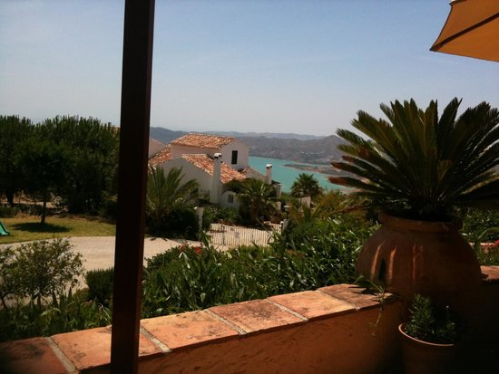 Restaurante Cantueso: Great view wonderful food
