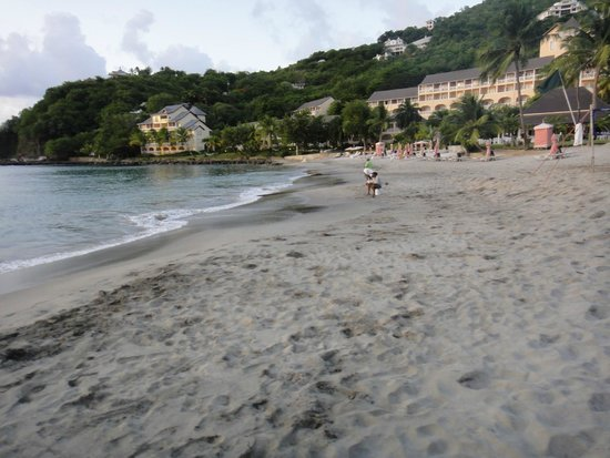 BodyHoliday Saint Lucia: beach
