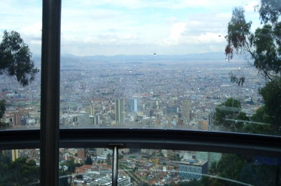 Mount Monserrate: vista desde el ascenso