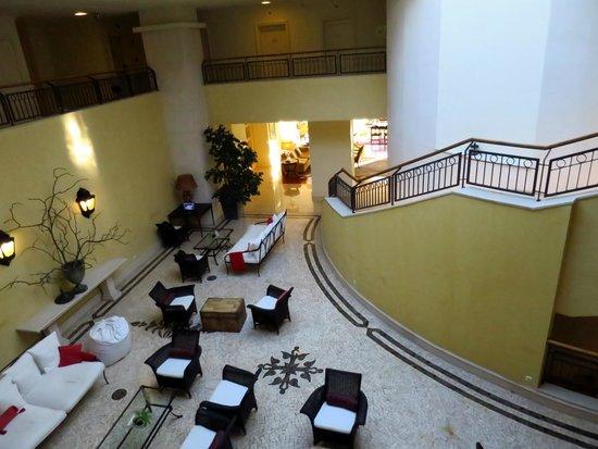 Quinta Das Vistas Palace Gardens: Hall