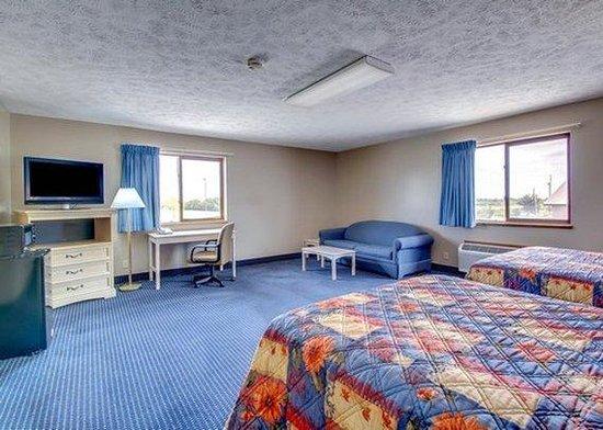 เซนทรัลซิตี, เนบราสก้า: NEQueen Beds Suite