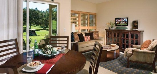 Welk Resort San Diego: Villas on the Green 1brdm Suite at Welk Resort SD