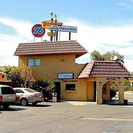 Executive Inn Fresno Exterior