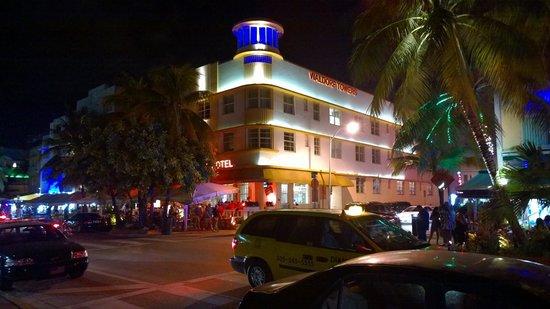 Room Mate Waldorf Towers: Hotel de Noche