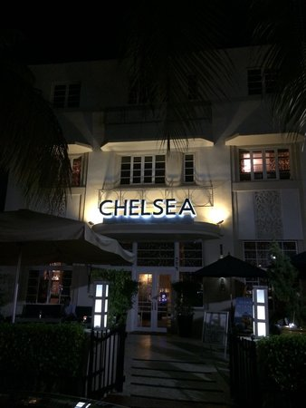Hotel Chelsea: Hotel