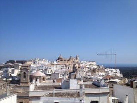 Casa Tavani: View from the balcony