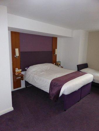 Premier Inn Belfast Titanic Quarter Hotel: Lovely!