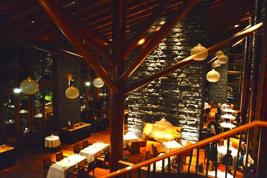 Tambo del Inka, a Luxury Collection Resort & Spa: Dining