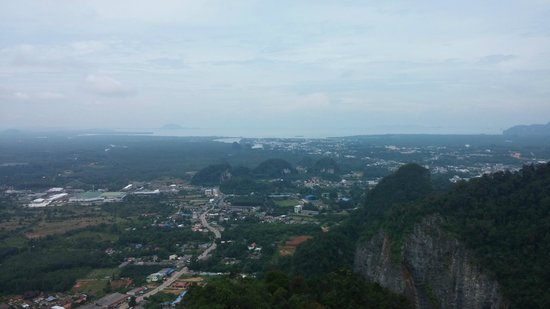 Tiger Cave Temple (Wat Tham Suea) : What a view!