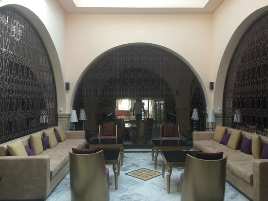Radisson Blu Resort & Thalasso: salottino per narghilè
