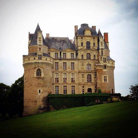 Château de Brissac : Il castello