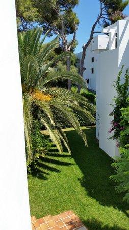 Melia Cala d'Or Boutique Hotel: Utsikt