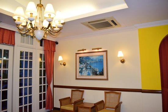 Hotel  81 Classic: Hotel Lobby