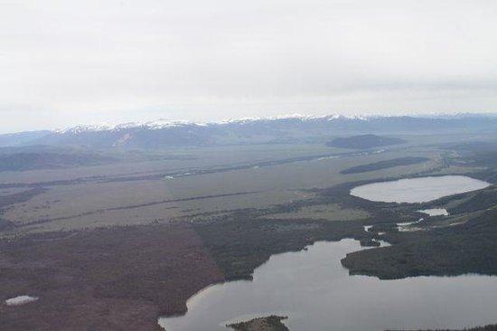 Rocky Mountain Rotors: Jenny Lake, Teton National Park
