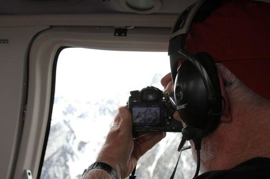 Rocky Mountain Rotors: Taking photos of Mt. Moran