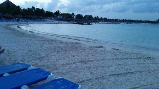 Grand Bahia Principe Tulum: spiaggia caraibica