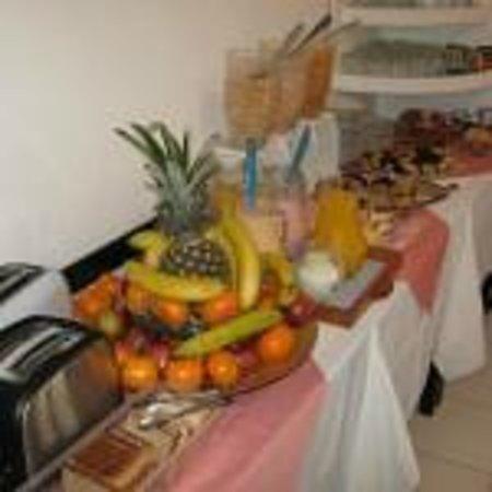 Bonne Etoile Hotel: comedor diario para desayunos ( no se sirven cenas)