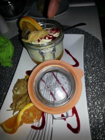 Mahi Mahi Restaurant: Dessert fruit de la passion