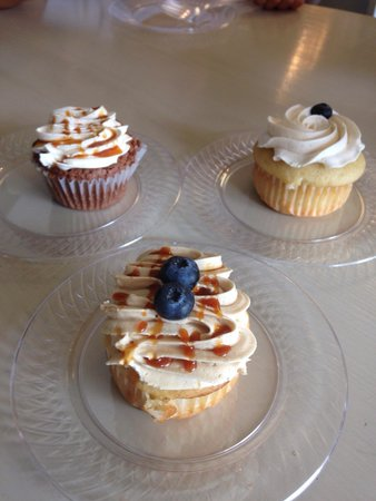 The Peppered Cupcake: Yum!