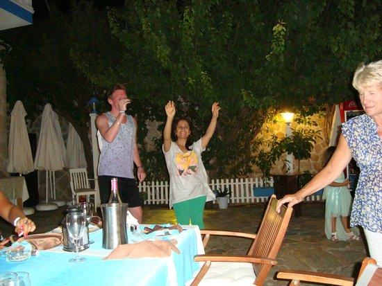 Kelebek Hotel: Barbecue Night