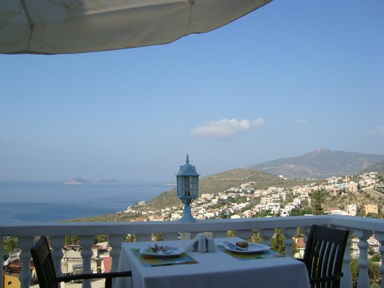 Kelebek Hotel: Breakfast View