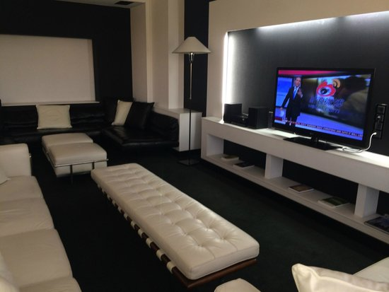 Hilton Madrid Airport: Executive Lounge