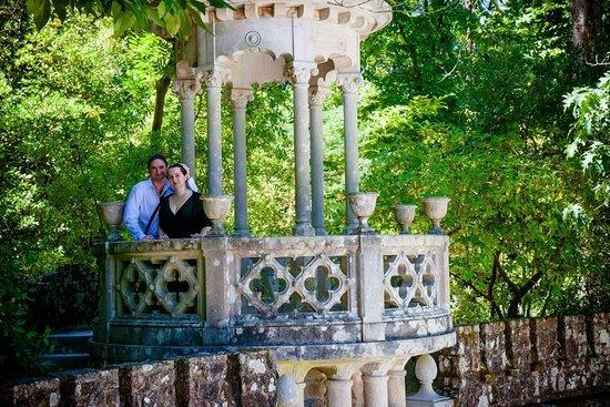 Quinta da Regaleira, Sintra Portugal