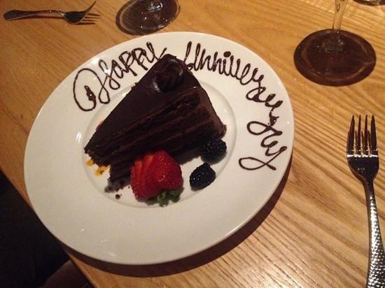Moonraker: cake
