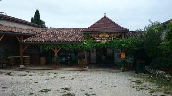 Musee du Foie Gras