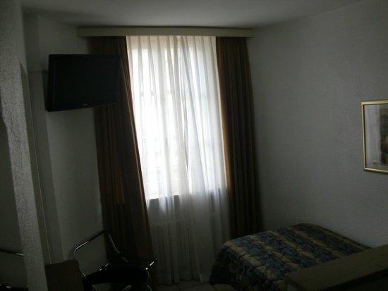 Hotel Dell'Angelo: camera singola lato finestra