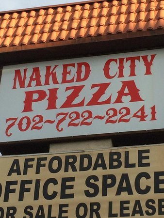 Naked City Pizza