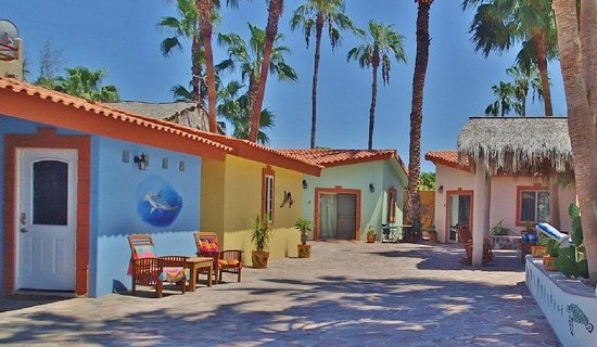 El Tiburon Casitas: Private individual Casitas in gated compound