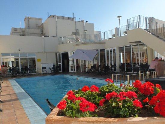 O'Callaghan Eliott Hotel: swimming pool