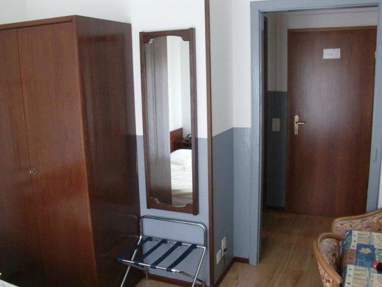 Hotel Besso: camera